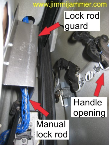 Ford Ranger Door Panel Removal