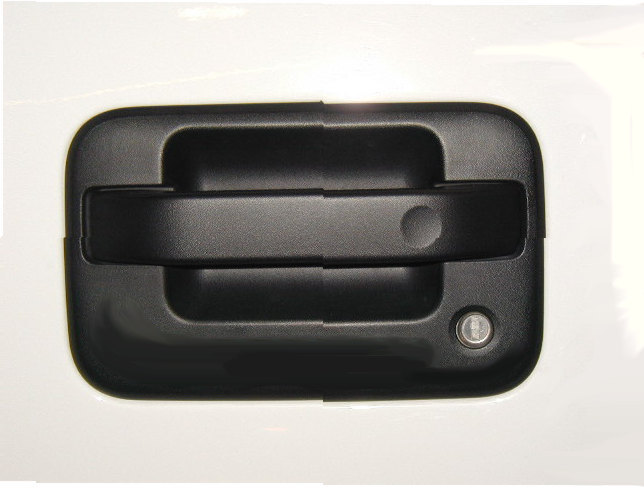 Pn 113450 Or 113451 If Your Drivers Door Handle Looks Like This Trucks Without Keyless Entry