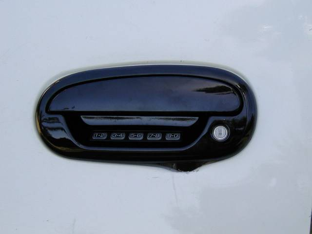 Door Lock Protection Plates Ford F150 Expedition Navigator