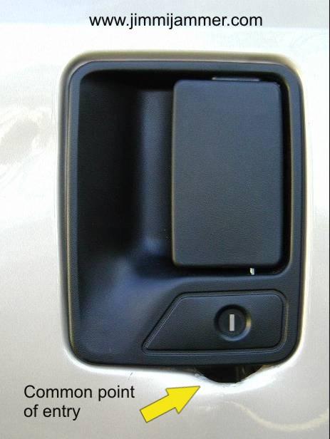 Key pad break in - Diesel Truck Forum - TheDieselGarage com