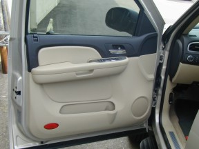 Chevy Avalanche Door Panel Removal
