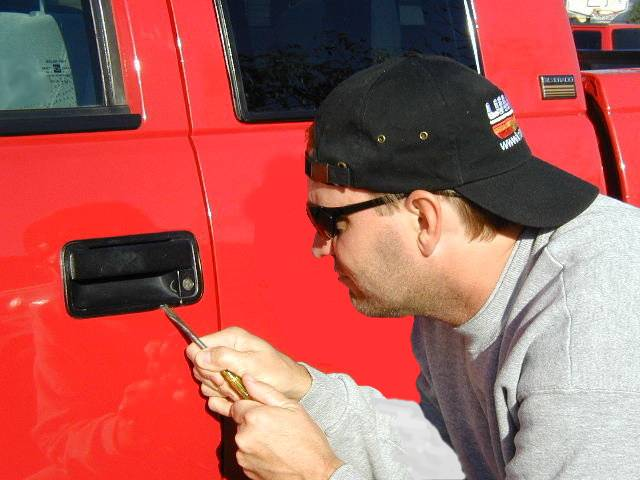 Vehicle Security And Theft Prevention Devices
