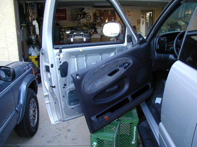 Dodge Ram Door Panel Removal