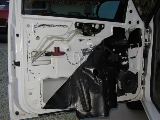 Chevy Gmc S10 Door Panel Removal